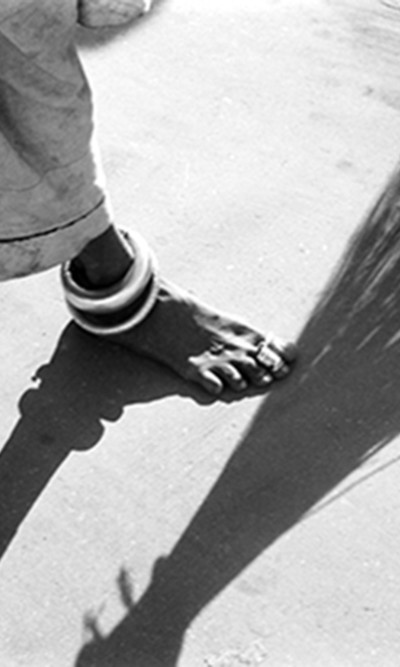 aq_block_1-Feet of Street Sweeper, Pakistan, 1958